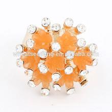 Dernier anneau de mode CZ diamant dernier anneau de diamant design