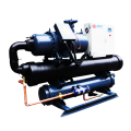 Industrial water cooled 60tons screw chiller