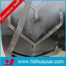 Rubber Conveyor Belt System Cc Ep Nn St Strength 100-5400n/mm Huayue