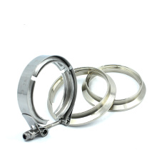 304 Stainless steel Exhaust V-Band Clamps