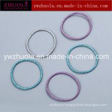 Glitter Elastic Hair Bands for Girls