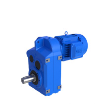 F Series Solid Parallel shaft Helical Gearbox Helical gear reducer Reduction gearbox