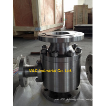 Válvula de Recirculação Automática de Aço Carbono