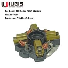 69-9118 Bosch 218 Series Plgr Starters Parts Carbon Brush Holder for (1999-84) Mercedes (Diesel)