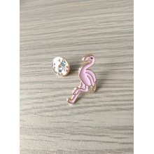 Animaux, fruits, glace, Licorne, coeur, joli, mignon petit Badge/Pin