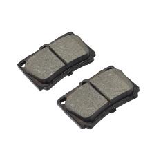 D733 China auto brake pads factory wholesales brake pads for MITSUBISHI montero