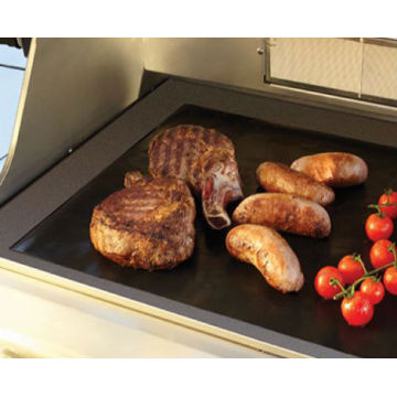 BBQ-Nonstick Magic koken blad voor Barbecue herbruikbare Grill blad, No No verbrand knoeien