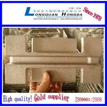 Piezas de fundición de aluminio para iluminación