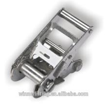 2'' Adjustable Stainless Steel Ratchet Buckle