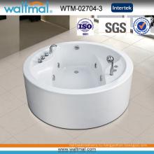 Круговая круглая Ванна массажа водоворота с cupc