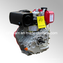Diesel Engine with Thread Shaft Featured with Water Pump (HR170F)