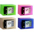 Cofre eletrônico pequeno de segurança digital para escritório