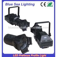 200W LED white / 4IN1 prefocus profile spot studio flash light