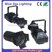200WLED branco / 4IN1 prefocus perfil spot led lighting theater