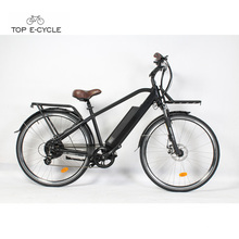 Enduro environnement ebike Bafang 250 w hub moteur vélo électrique vélo pour homme