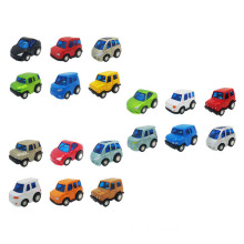 En71 Aprobación Die Cast Metal Toy Pull Back Mini coche (H0415302)