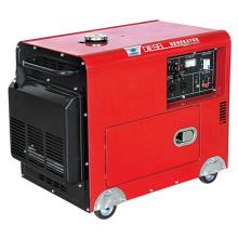 5GF-B02 Soundproof Diesel Generator With 186FG Diesel Engine (5KW)