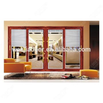 El mejor diseño diseña el precio de aluminio de la puerta deslizante