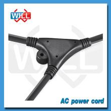 Y split power cord Best selling