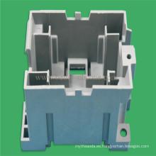 Caja de relé eléctrico de protección de plástico
