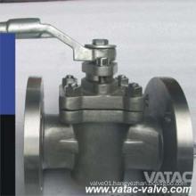 Ss316/Ss316L PTFE Seat Sleeve Plug Valve Manufacturer
