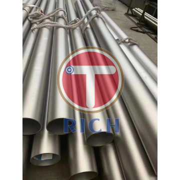 Food Grade Duplex Stainless Steel Pipe Tube