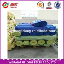 A grade STOCK 8-12 OZ cotton polyester /COTTON multicolor dyed denim spandex stock denim fabric