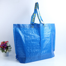 Top Quality Custom Logo Printed Tote Shopping Laminated PP Woven Bag