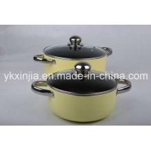 High Quality Aluminum Non-Stick Sauce Pot Kitchenware