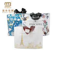 cute gift bags sling woven cloth bags