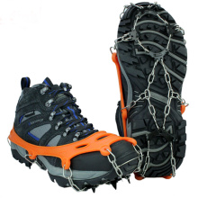 Portable 12-Teeth Camping Climb Ice Crampon Ice Walking Cleat