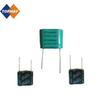 Supercondensador radial 5.5V 4f