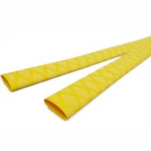 Manchon thermorétractable anti-dérapant jaune multicolore 25mm