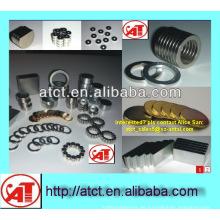 Alle Arten von NdFeB Magneten mit wunderbare Leistung, Beschichtung...