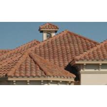 Telhas de telha romanas da argila da alta qualidade