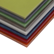 Разноцветные листы G10 для модели RC