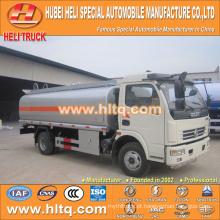 DONGFENG 4X2 caminhão-tanque pequeno caminhão 8000L preço barato fabricado na China