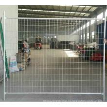 panel de cercado temporal de Australia y paneles de valla de construcción temporal