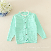 high quality kid knitted cardigan sweater wholesale price baby cardigan design