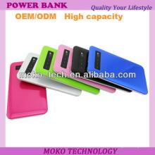 LED Touch Screen 5000mah Power Bank para Samsung Galaxy Tab