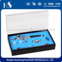 Hseng HS-35KT airbrush kit for airbrush nails