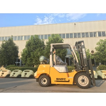 Paper Roll Clamp Forklift 3t Gas Propana