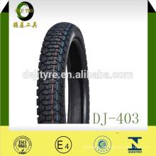 Китай натурального каучука мотоцикла внедорожные шины DJ-403
