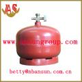 2KGC Outside Gas Cylinder