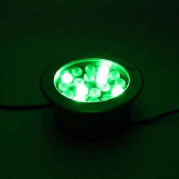 कलरिंग चेंजिंग कलरफुल DMX LED RGB अंडरग्राउंड लाइट