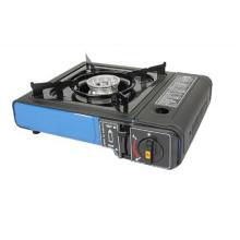 Cuiseur portatif de gaz de camping de brûleur simple de haute qualité