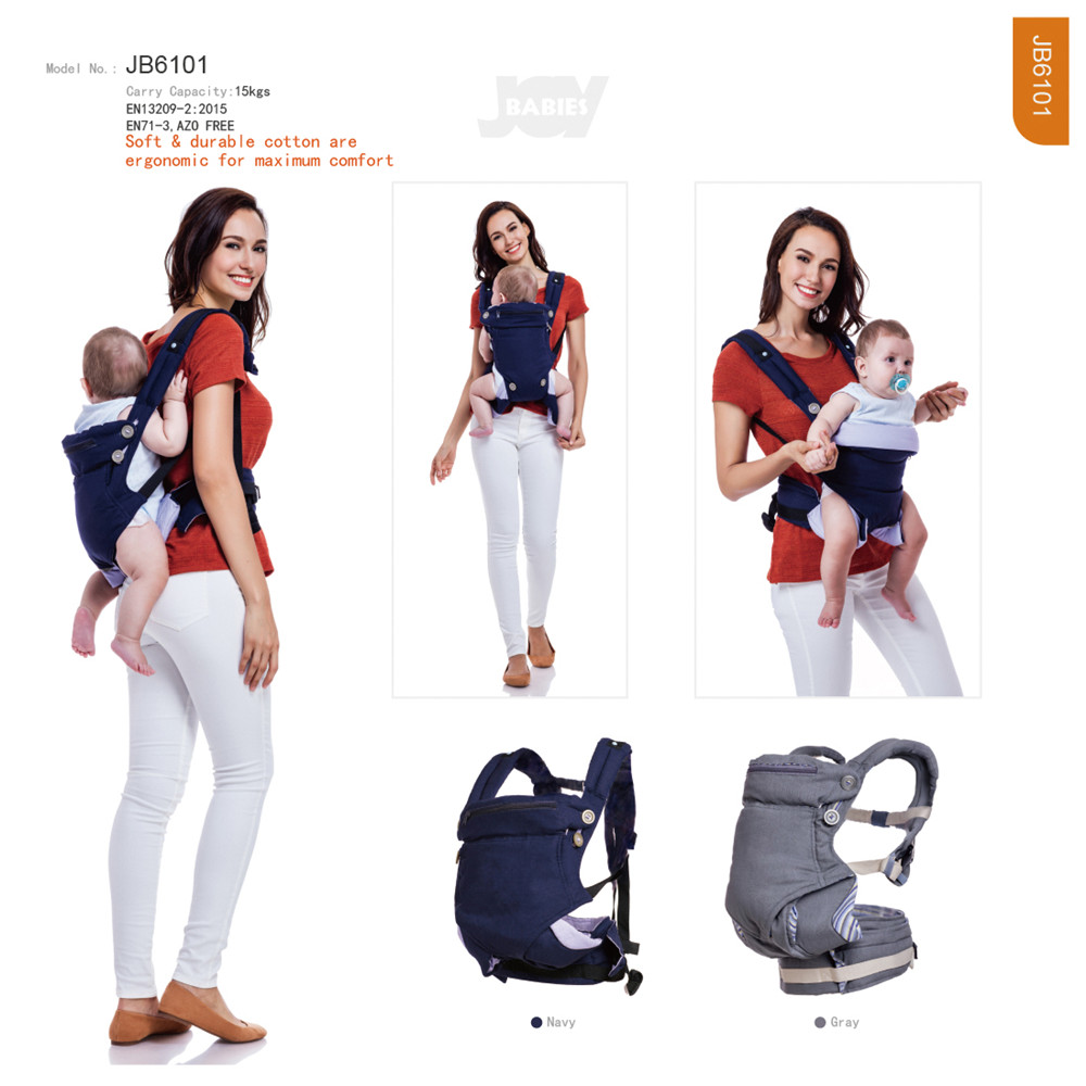 Comfy Perfect Backpack Alternative Baby Carrier