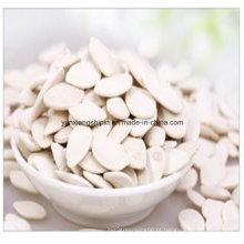 Fábrica nova chinesa das sementes de abóbora da neve da colheita
