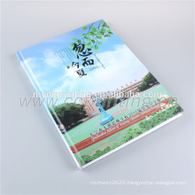Perfect Binding Custom Printing Softcover Book