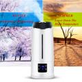 Humidificateur intelligent d'air portatif de brume fraîche de la protection automatique d'arrêt LED pour la pièce de bébé de bureau à la maison